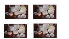 تهیه و توزیع ظروف یکبار مصرف و لیوان کاغذی تستر
