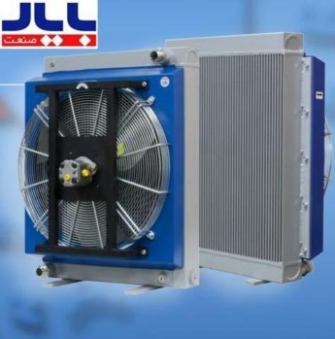 فروش انواع خنک کن هیدرولیک -Oil Cooler