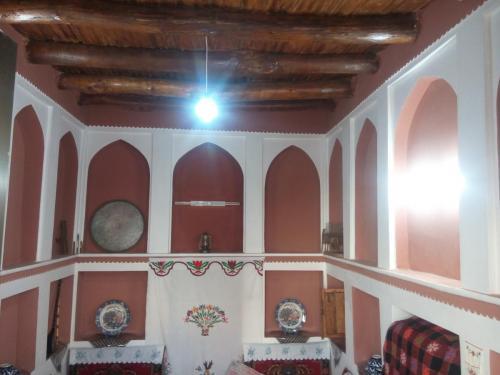اقامتگاه بوم گردی و سنتی