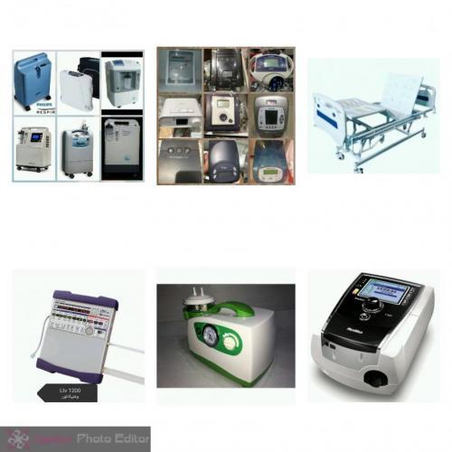 فروش واجاره تجهیزات پزشکی(icu-ccu)