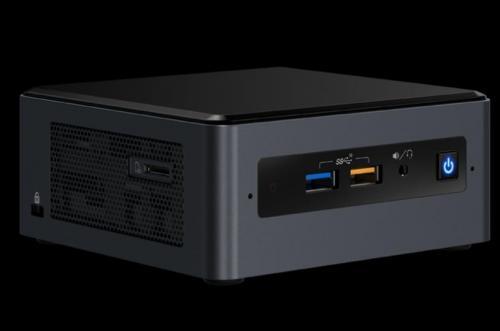 مینی پی سی اینتل نسل هشت Intel NUC8i3BEH