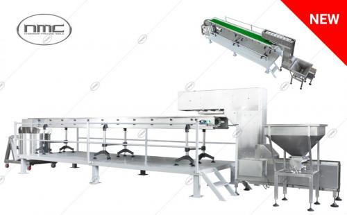 ماشین آلات خط تولید ، کنسرو آش و سوپ