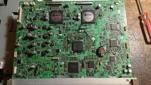 تعمیر مانیتورهای صنعتی -پزشکی -تاچ اسکرین EIZO-HMI-ATM