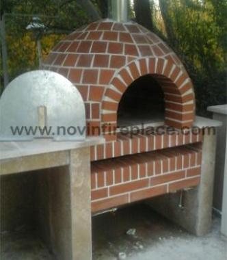 ساخت تنور و فر پیتزا - 09121079842