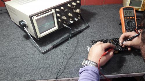 تعمیرات سیستم صوتی(باند ،پاورمیکسر،کنفرانس،میکروفن،..
