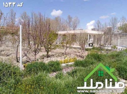 خرید و فروش باغ و باغچه در یوسف آباد ملارد کد 1533