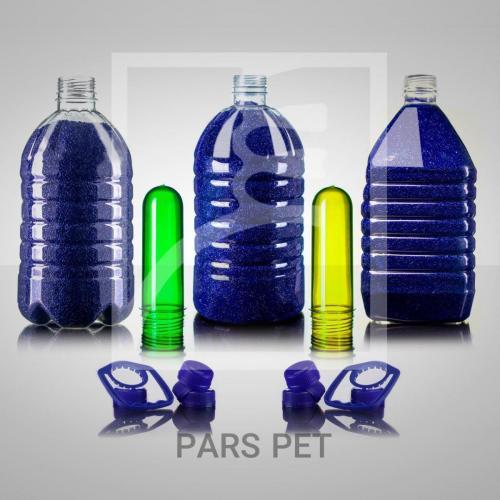 پریفرم صادراتی- بطری روغن- ظروف پت ادویه-قالب بطری پت
