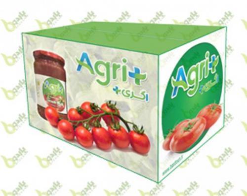 رب گوجه فرنگی ارگانیک اگری+