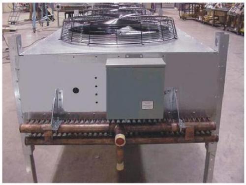 سارآفرین تولید کننده کندانسور هوایی
