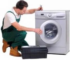 نمایندگی مجاز تعمیرات انواع ماشین لباسشویی