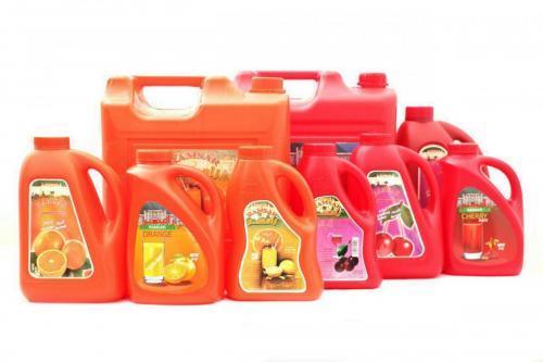 فروش و تولید کارمزدی شربت پرتقال و آلبالو