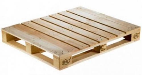 پالت چوبی وپالت پلاستیکی