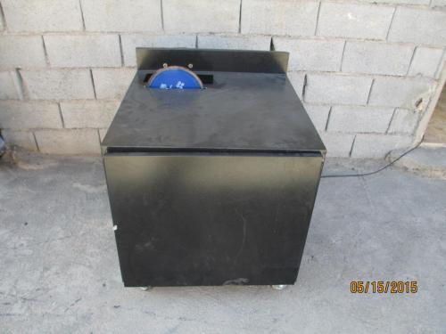 دستگاه برش ذغال الفا