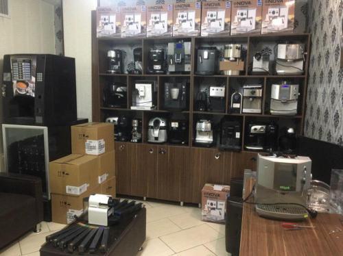 نمایندگی فروش و تعمیر قهوه ساز  دلونگی، نسپرسو و نوا