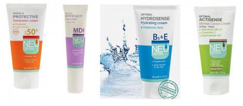 فروش محصولات نئودرم با قیمت مناسب