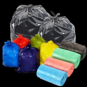 تولید کننده کیسه زباله در سایز های مختلف