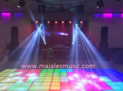 خدمات موزیک و نورپردازی مجالس
