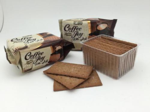 ساخت و فروش خط تولید بیسکویت قهوه و چوب شور