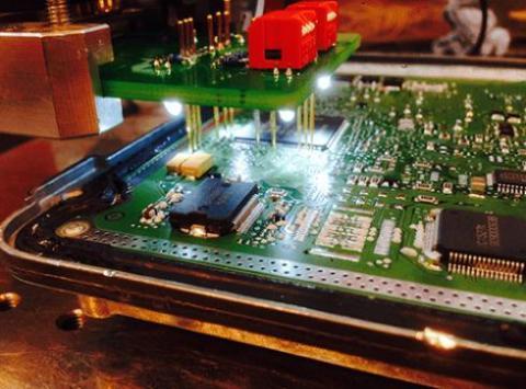 تعمیرات تخصصی نرم افزاری و سخت افزاری ecu