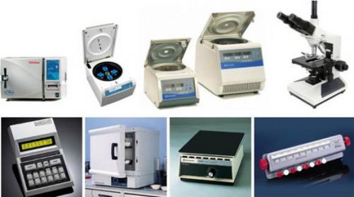 فروش تجهیزات آزمایشگاهی، شیشه آلات آزمایشگاهی