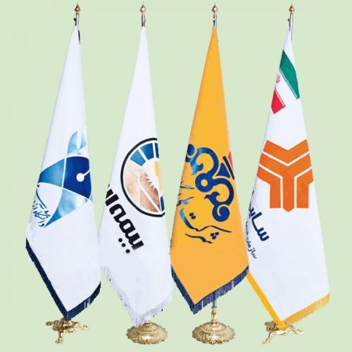 پرچم سفارشی