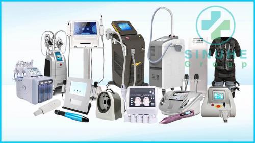 فروش کلیه تجهیزات پزشکی پوست و زیبایی