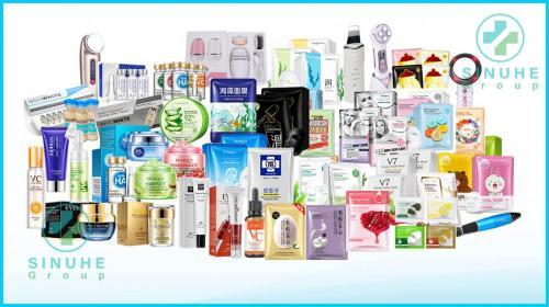 فروش و پخش محصولات پوست و زیبایی