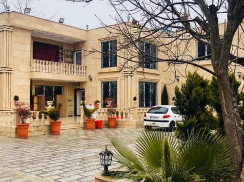 خرید باغ ویلا - باغ ویلا لوکس در شهریار