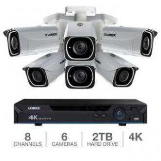 4 دوربین مداربسته فلزی DVR هارد ادابتور 1/150/000تومان