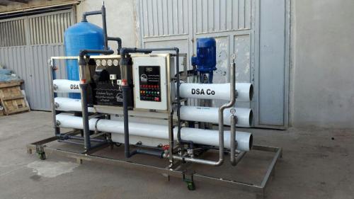 آب شیرین کن صنعتی | دستگاه RO | دستگاه تصفیه آب صنعتی