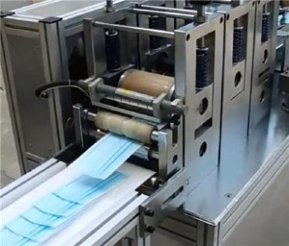 فروش دستگاه تولید ماسک پزشکی_ماشین سازی بزرگ آمل mba