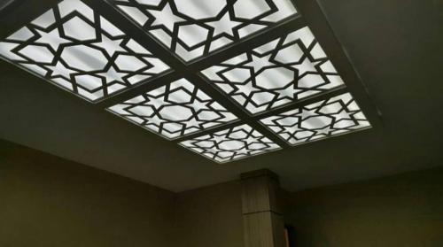 سقف کاذب و کناف پرسپولیس