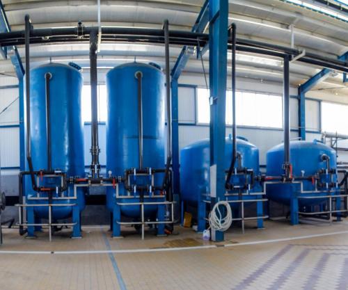 تولید ساخت و فروش سختی گیر و فیلتر شنی و فیلترکربنی