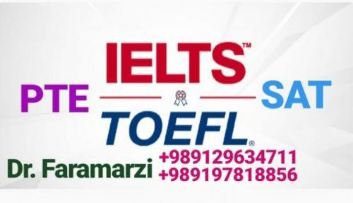 تدریس آنلاین مکالمه ، TOEFL، IELTSو SAT در جزیره کیش