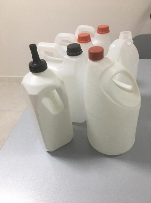 تولید کننده گالن پلاستیکی شفاف