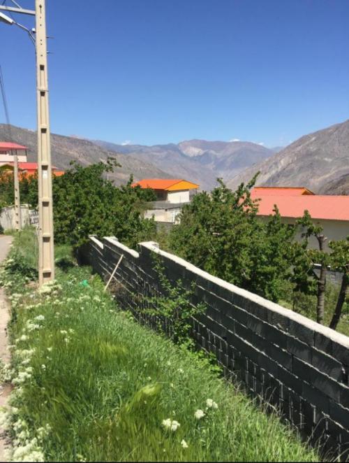 فروش زمین ییلاقی - کوهستانی، جاده هراز، بلقلم