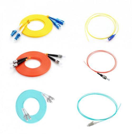 فروش انواع کابل تولید پچ کورد و پیگتیل