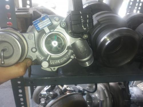فروش و تعمیر توربو شارژر سواری سنگین شارژ جکS5 هایماS7