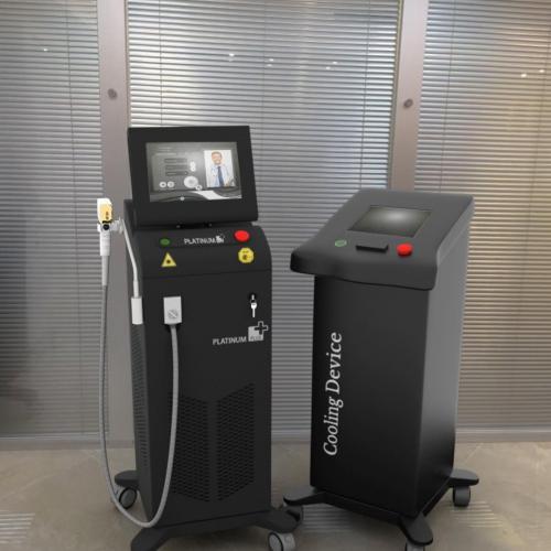 خرید و فروش دستگاه های لیزر الکس دایود پلاتینیوم پلاس