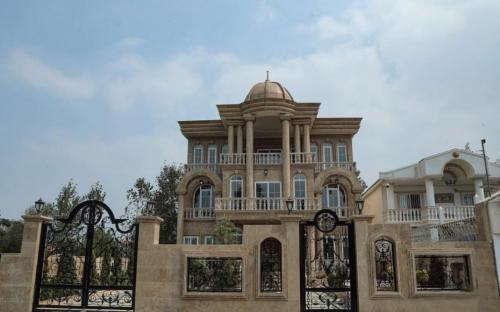 کاخ ویلا رویایی نما سنگ