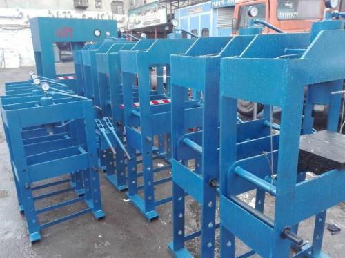 فروش و تعمیر دستگاه پرس جک سوسماری پمپ باد