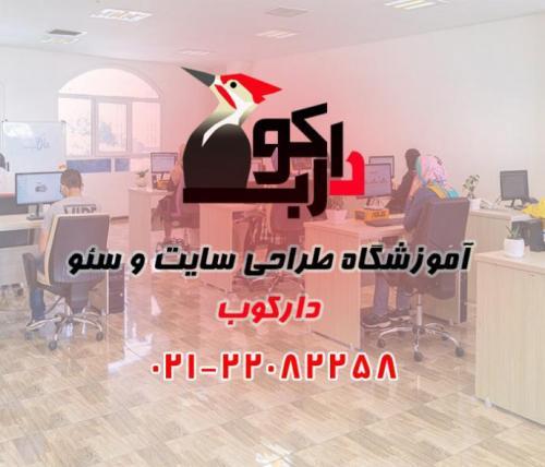 آموزشگاه فنی حرفه ای طراحی سایت - دارکوب