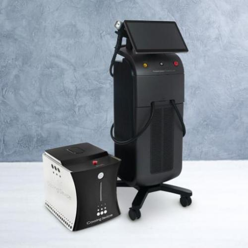 قیمت دستگاه لیزر موی زائد دستگاه لیزر تیتانیوم 2021