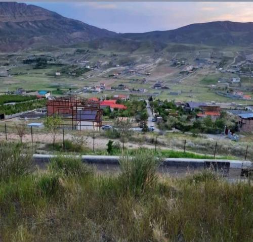 500 متر ملک ویلایی با مجوز ساخت