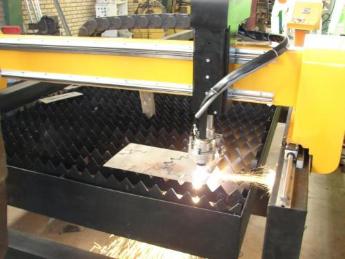 پویا برش- برش CNC هواگاز و پلاسما - راسته بر