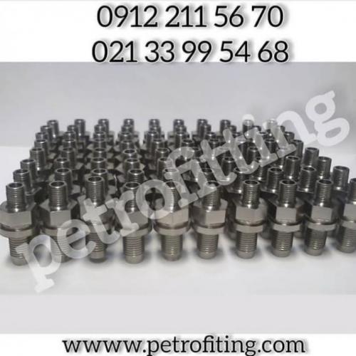 تولید کننده انواع قطعات اتصالات فشار قوی و نازل