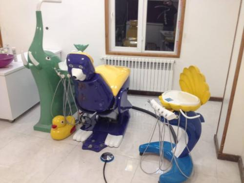 فروش یونیت صندلی دندانپزشکی عروسکی کودک