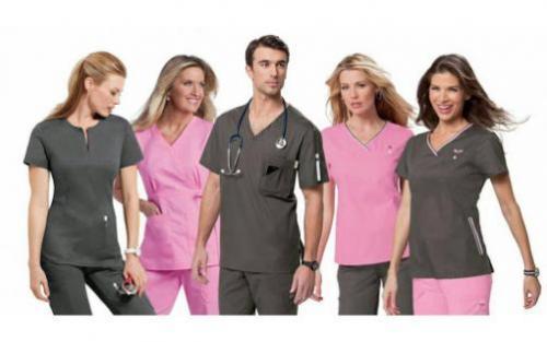 روپوش پزشکی - روپوش پرستاری - روپوش سالن زیبایی